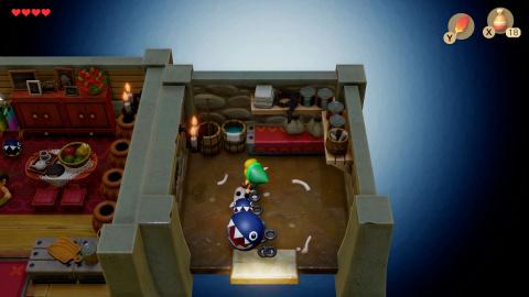 La collector de Link's Awakening disponible chez Rakuten