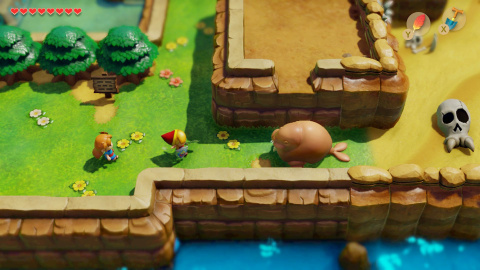 The Legend of Zelda - Link's Awakening : Une aventure touchante !