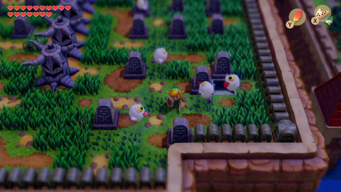 Zelda : Link's Awakening, donjon secret : comment y accéder ?