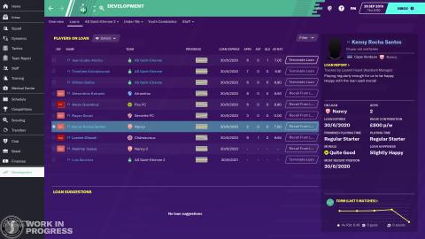 Football Manager 2020 dévoile les premiers détails de son gameplay