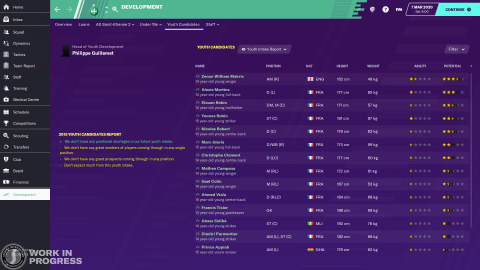 Football Manager 2020 : Un épisode qui atteint encore l'excellence