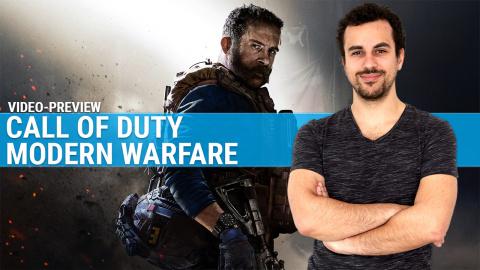Call of Duty Modern Warfare : une beta très concluante mais pas parfaite...
