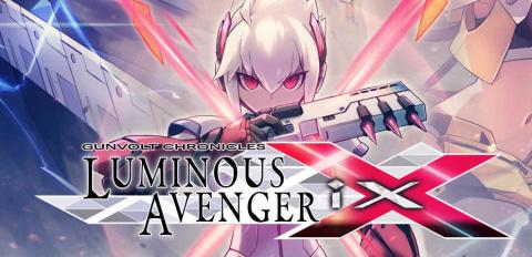 Gunvolt Chronicles : Luminous Avenger iX sur ONE