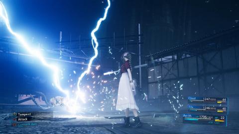 Final Fantasy 7 Remake : Ifrit, Matérias... de nouvelles images diffusées
