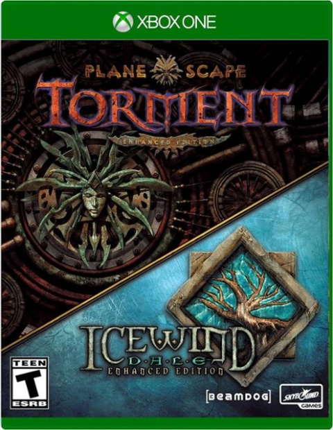 Planescape : Torment : Enhanced Edition + Icewind Dale : Enhanced Edition. sur ONE