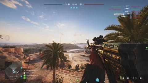 Battlefield V : le patch 4.6 se déploie avec la carte Al Sundan en mode Conquête et Percée