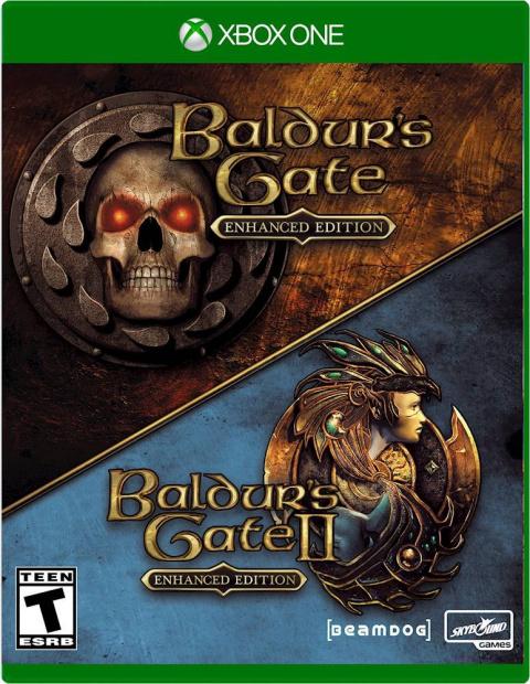 Baldur's Gate : Enhanced Edition + Baldur's Gate II : Enhanced Edition sur ONE