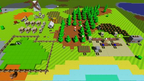 Autonauts : Le jeu profitera de nouveaux contenus gratuits pendant six mois