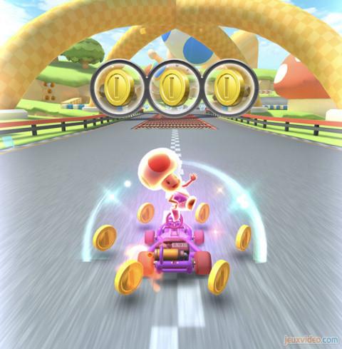 Mario Kart Tour : tout ce qu'il faut savoir sur les objets