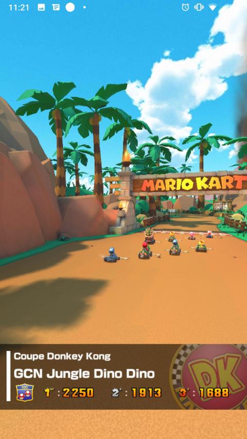 Mario Kart Tour : la phase de test du mode multijoueur est lancée