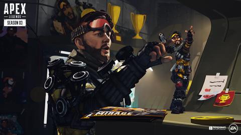 Apex Legends : Une carte pour tester les personnages et les armes arrive