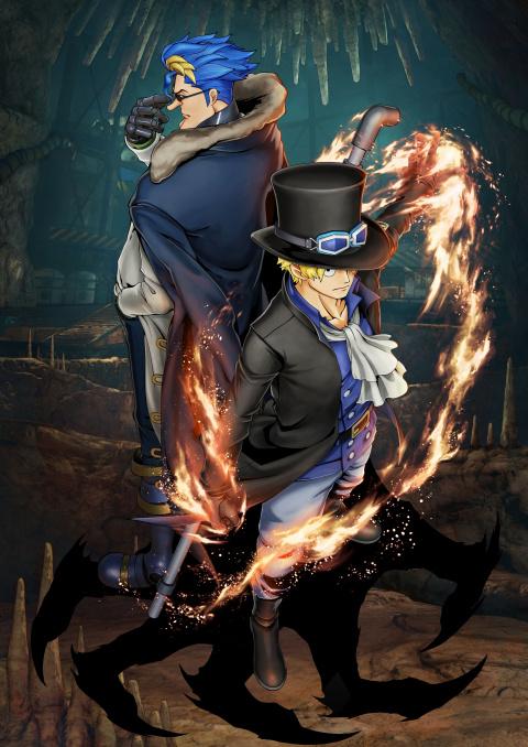 One Piece : World Seeker - Episode Bonus 2 : La Voie de la Justice sur PS4