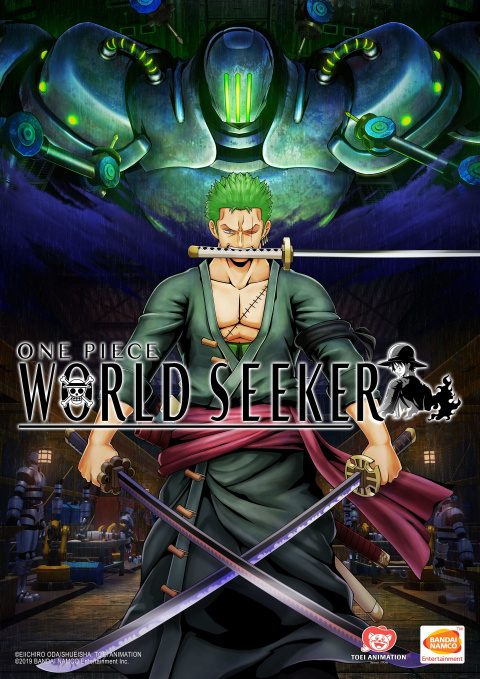 One Piece : World Seeker - Episode Bonus 1 : Le Prototype-miroir Abyssal