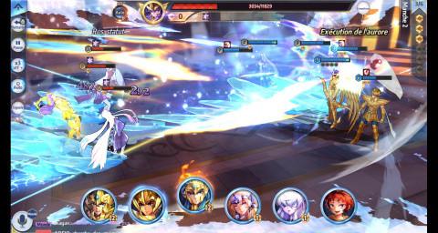 Saint Seiya Awakening Knights of the Zodiac : L'une des meilleures adaptations du manga ?