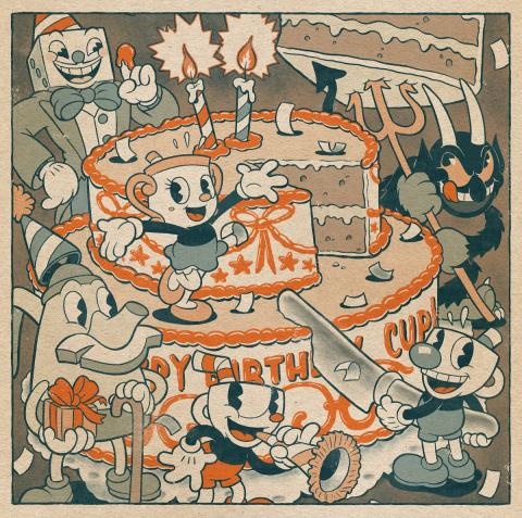Cuphead célèbre son 2e anniversaire et ses 5 millions de copies vendues