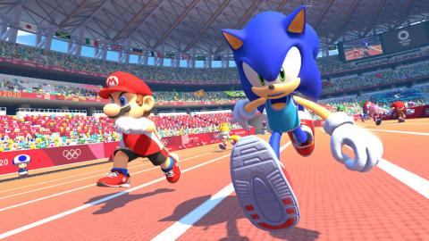 Mario et Sonic aux JO de Tokyo 2020 : entre sécurité et menues nouveautés