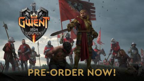 Gwent : Iron Judgement sur PS4