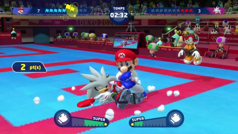 Mario et Sonic aux Jeux Olympiques de Tokyo 2020 : entre sécurité et menues nouveautés