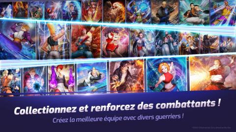 The King of Fighters All-Star : la version globale du jeu mobile prend date