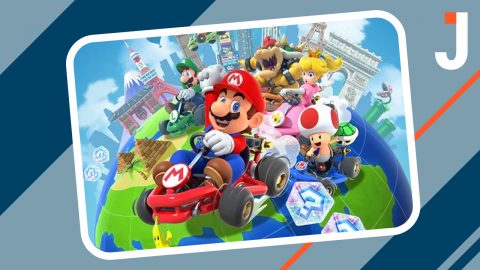 Le Journal du 01/10/19 : Mario Kart Tour, Call of Duty : Mobile ...
