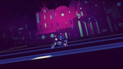 Sayonara Wild Hearts - Le mélange parfait entre Tetris Effect et Asura's Wrath