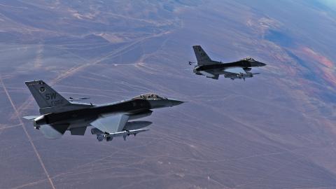 Le F-16C Viper disponible pour DCS World