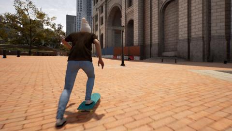 Session : Le successeur spirituel de Skate encore en chantier