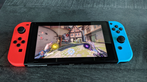 Overwatch sur Switch : le fun à 30 fps ?
