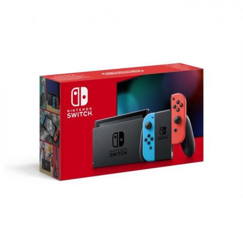 Nintendo Switch new version à 278,98€ chez Cdiscount!