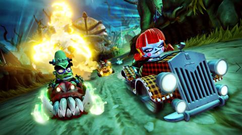 Crash Team Racing Nitro-Fueled dévoile du contenu post-Grand Prix