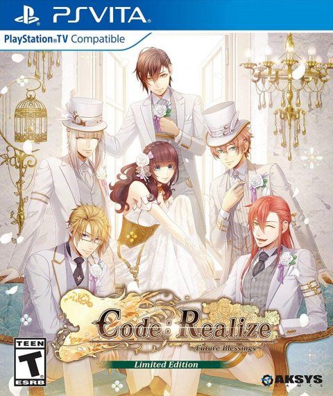 Code: Realize ~Future Blessings~ sur Vita