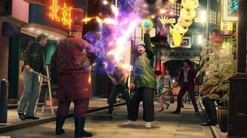 Yakuza : Like a Dragon – Découvrez la ville de Yokohama avec Ichiban Kasuga !