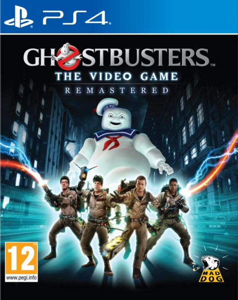 Ghostbusters : The Video Game Remastered sur PS4
