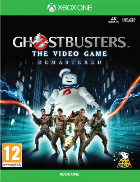 Ghostbusters : The Video Game Remastered sur ONE