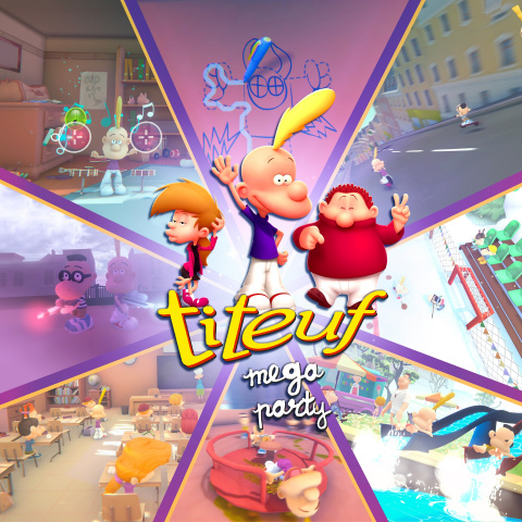 Titeuf Mega Party sur PC