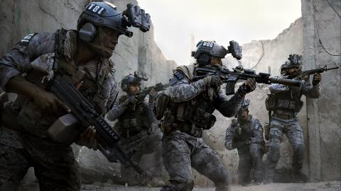 Call of Duty, commerce de la guerre moderne