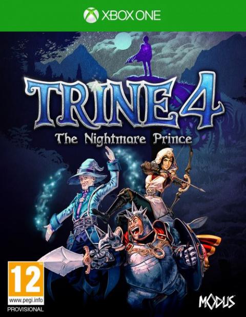 Trine 4 : The Nightmare Prince sur ONE