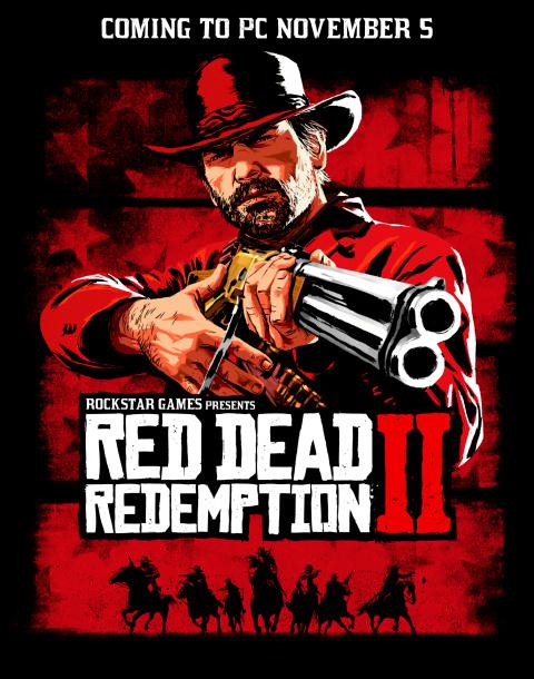 Red Dead Redemption II : Sortie sur PC en novembre, c'est officiel