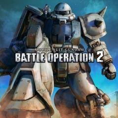 Mobile Suit Gundam : Battle Operation 2 sur PS4