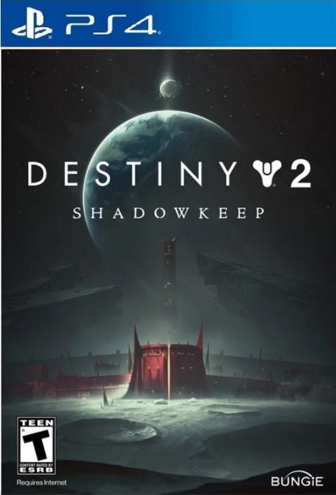 Destiny 2 : Bastion des Ombres sur PS4