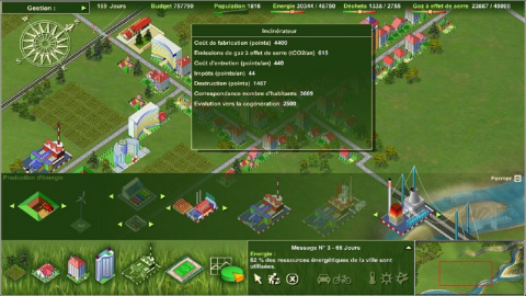 Le serious game ambitieux : Ecoville