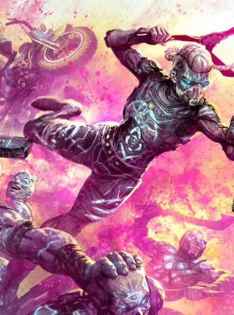 Rage 2 : Le Soulèvement des Spectres sur PS4