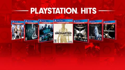 PS Store : de nombreux jeux PlayStation Hits en promo !