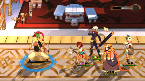 Indivisible : des modes coop locale et New Game + en approche