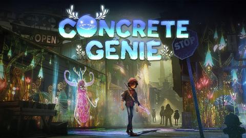 PS Store : Concrete Genie donne un coup de pinceau sur PS4