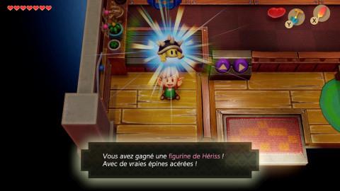 Zelda : Link's Awakening, figurines Mario : où et comment les débloquer ? Notre guide