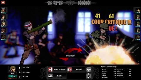 Warsaw : un tactical-RPG punitif