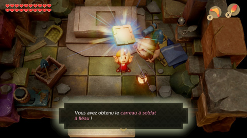 Zelda : Link's Awakening, amiibo : où et comment les utiliser ? Notre guide