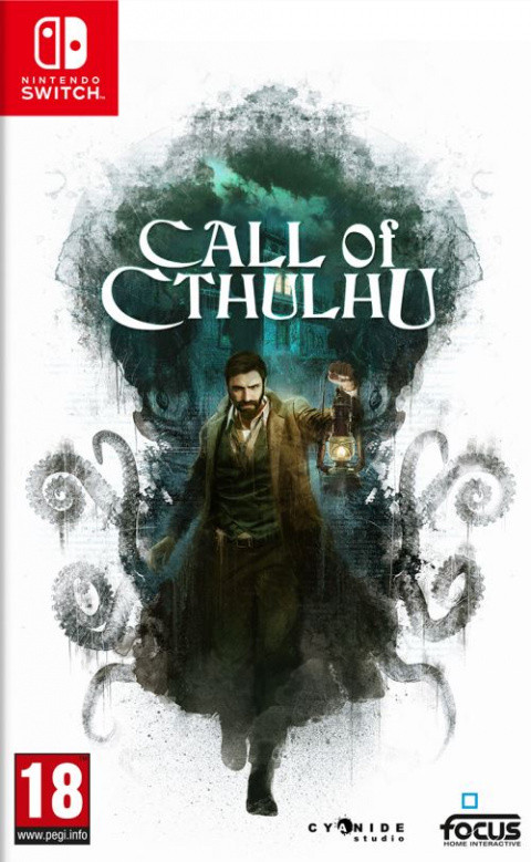 Call of Cthulhu sur Switch