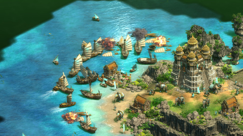 Age of Empires II Definitive Edition a reçu sa première update majeure